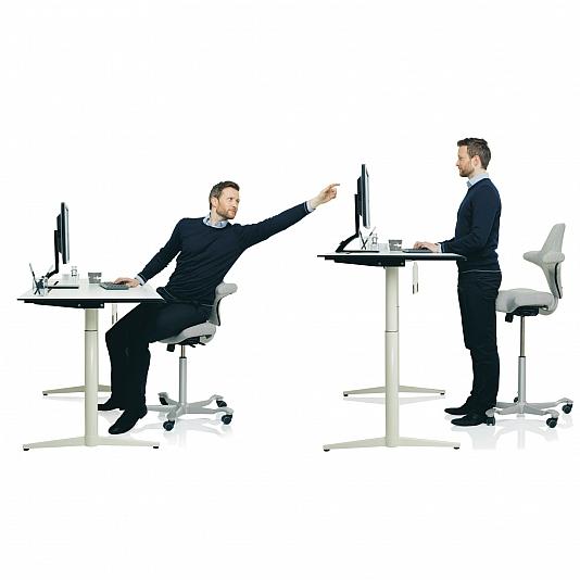 HAG-Capisco-range-Standing-table