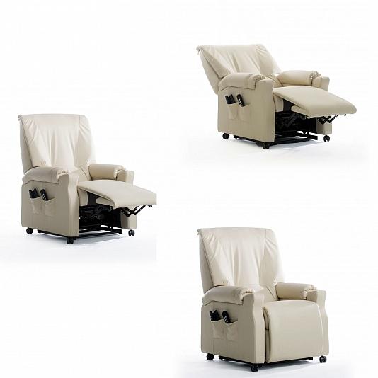 Relaxzetels Op Maat.Medilax Relaxzetel Met Duomotor