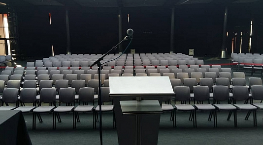 conference zaal