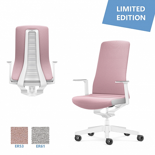 Interstuhl-Pure-is3-Interior-Edition-Pink-Ergonomio